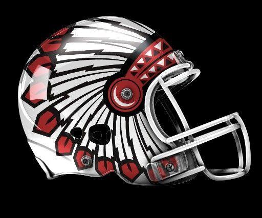 Pretty Cool Concept Helmet For The Kansas City Chiefs