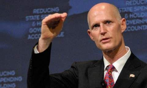 "Florida Congressman Demands Gov. Rick Scott ""Immediately Suspend"" Voter Purge"