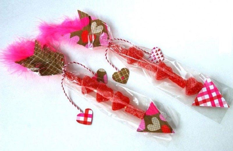 Dulces con tarjetas para el dia de san valentin buscar - Dulces de san valentin ...