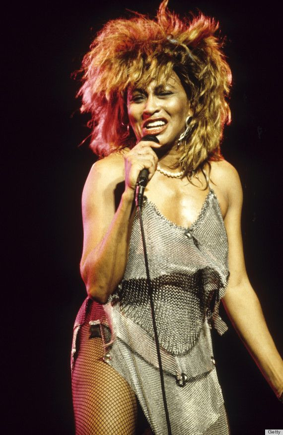 Tina Turner's Miniskirts & Major Hair Are The Definition Of Power ...