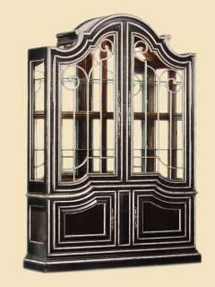 The Marge Carson Piazza San Marco Display Cabinet At Kathy Adams Interiors