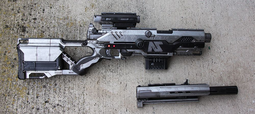 PlanetSide 2 Nerf Gun Repaint - TFW2005.com