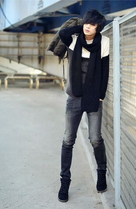 mode homme outfits pinterest mode homme hommes et mode japonaise. Black Bedroom Furniture Sets. Home Design Ideas