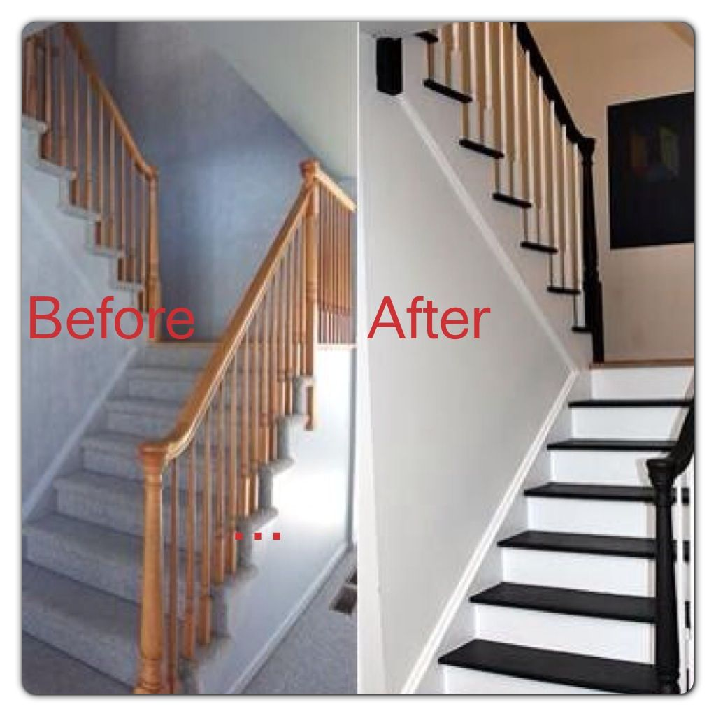 Your Realtor Tip Of The Day Painting Your Stairs Can Boost
