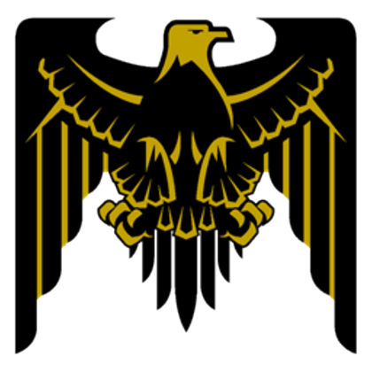 Golden Eagle Logo [ALMOST finished - ROBLOX | Heraldry ...