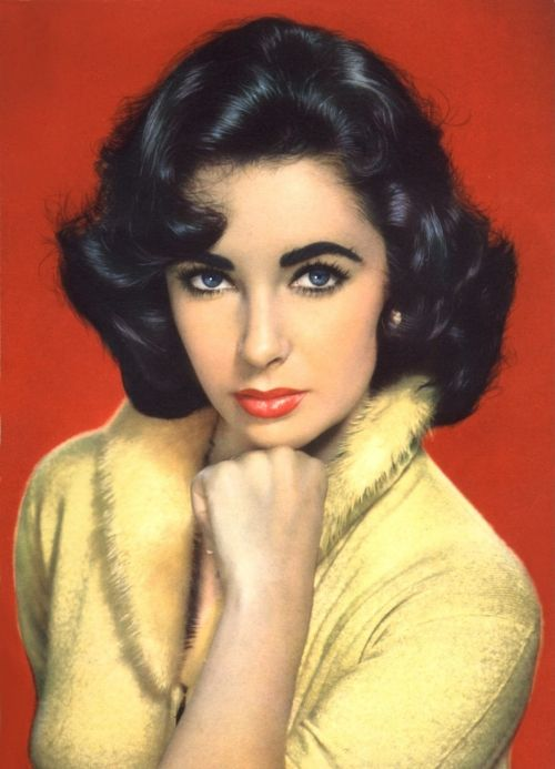 """Elizabeth Taylor. ♥ Lived her life on her own terms but she always """"owned"""" her behavior!"""