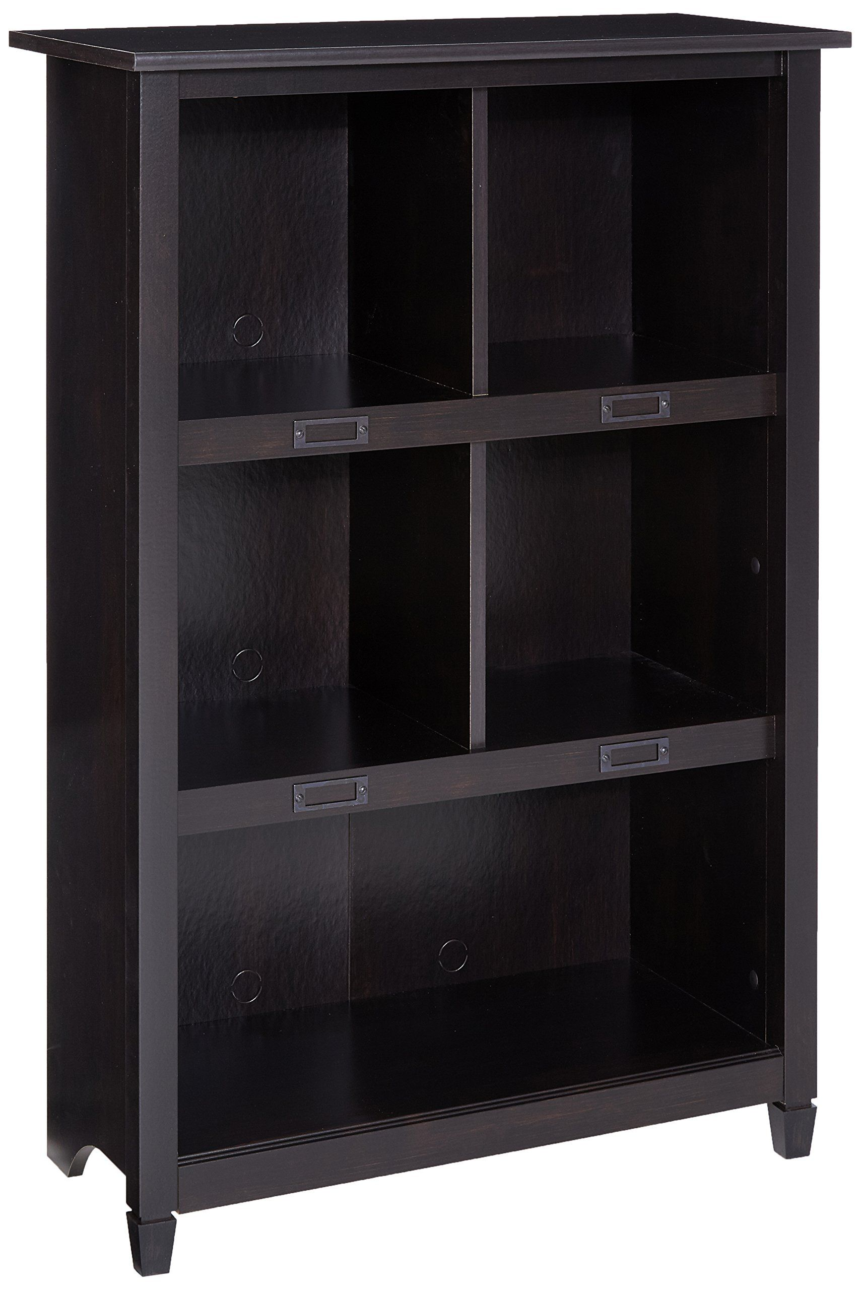 Sauder Edge Water Bookcase Estate Black Click On The Image For Additional Details It Is Affiliate Link Homeofficedecorideas