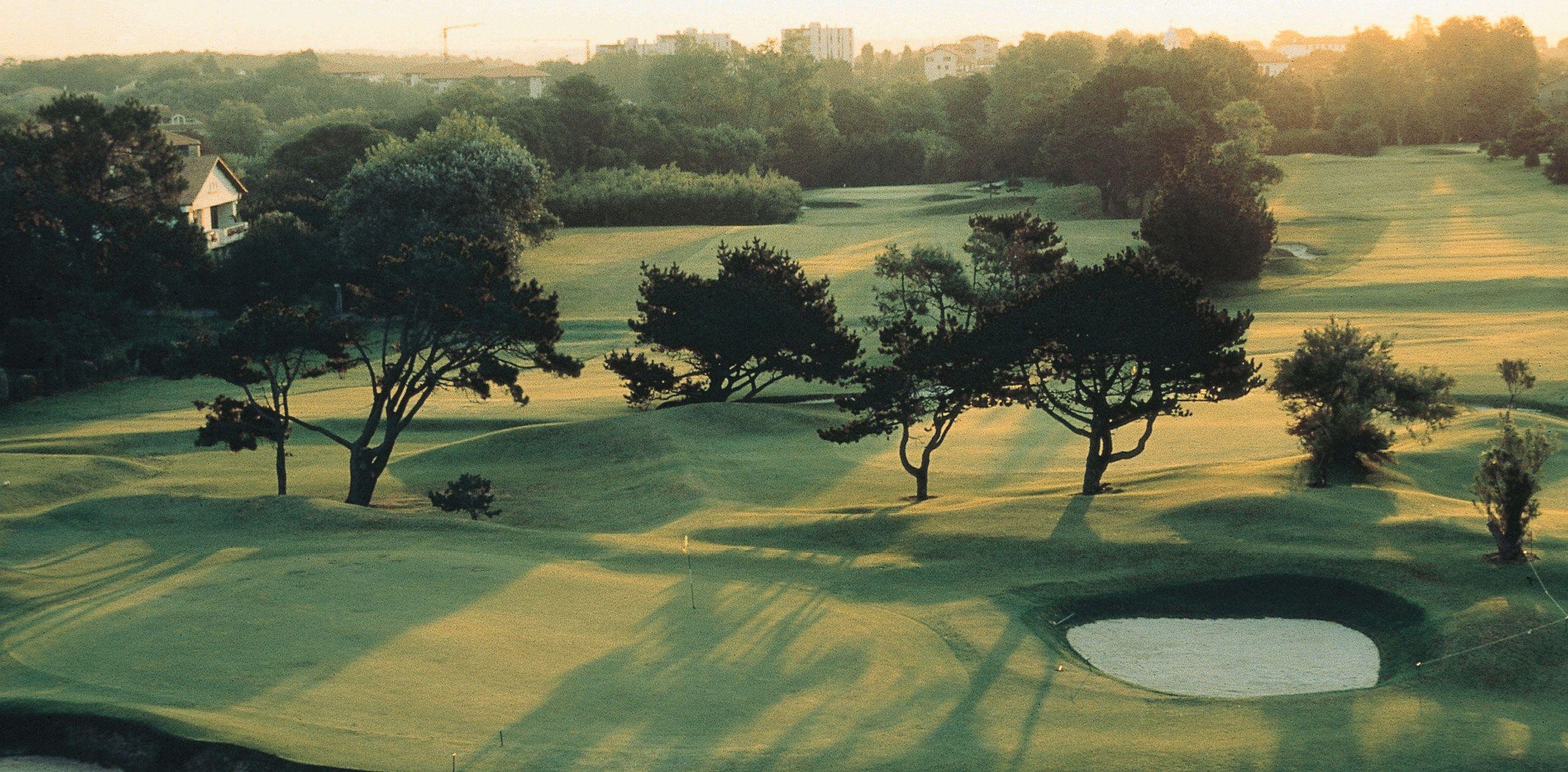 Biarritz Golf Du Phare Biarritz France Europe Outdoor Activities