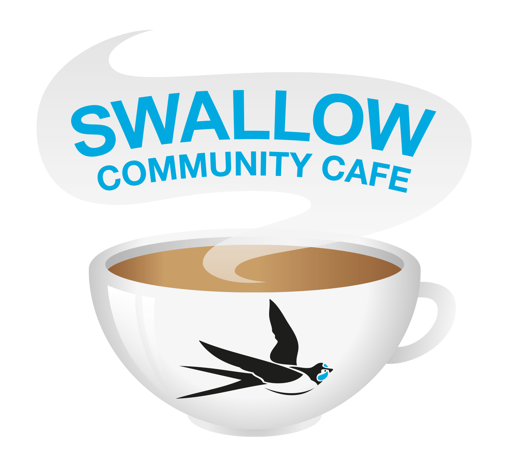Our new SWALLOW Community Cafe is now open at the St Nicholas Church Centre, Radstock, BA3 3QG on Wednesday and Friday 11am-3pm.  For more information follow us on www.twitter.com/SWALLOWCharity or www.facebook.com/SouthWestAction www.swallowcharity.org