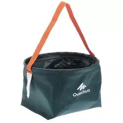 Hygiène et douche Decathlon Kamperen met de tent