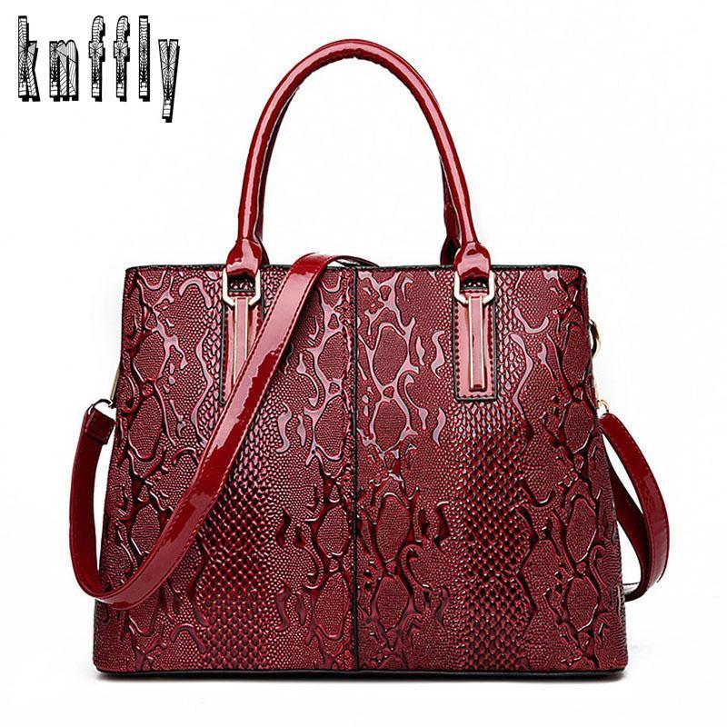 4cce9789301422 SINTIR Brand Women Pu Leather Handbags Ladies Large Tote Bag in 2019 |  Products | Minimalist bag, Leather handbags