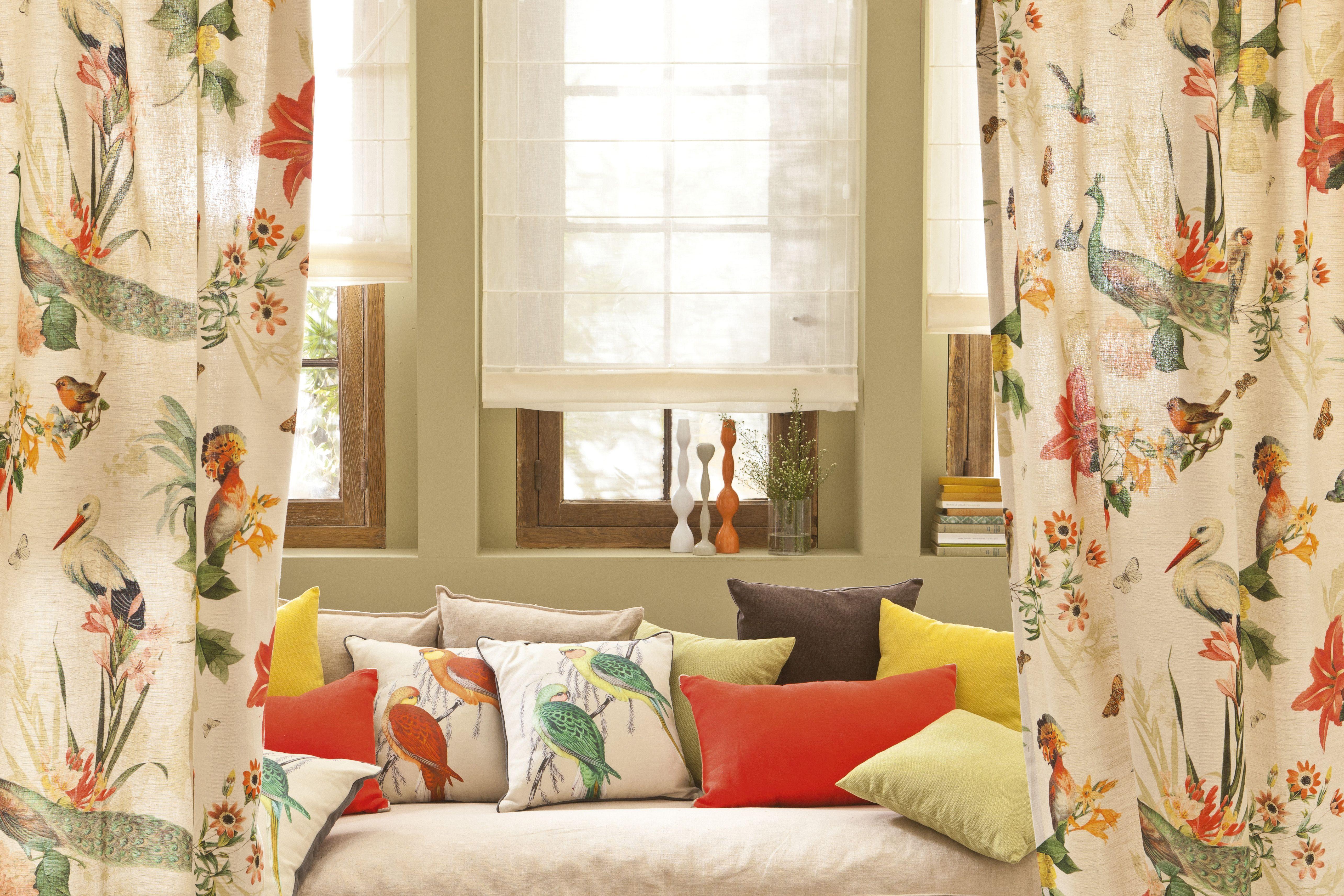 confectionn sur mesure par saint maclou rideaux avec le. Black Bedroom Furniture Sets. Home Design Ideas