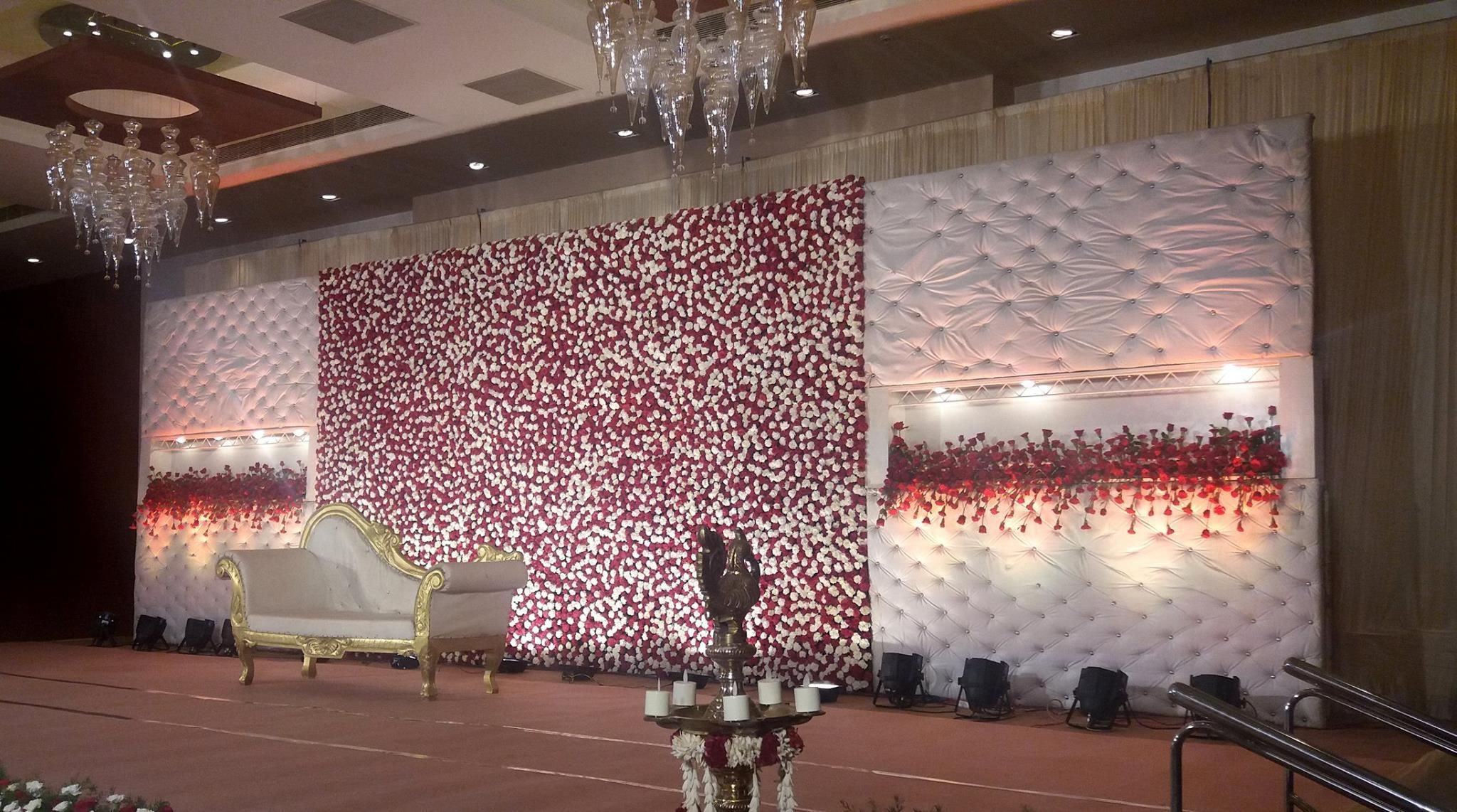 Wedding decorations for hall  Decorations serve a very important purpose on every South Indian