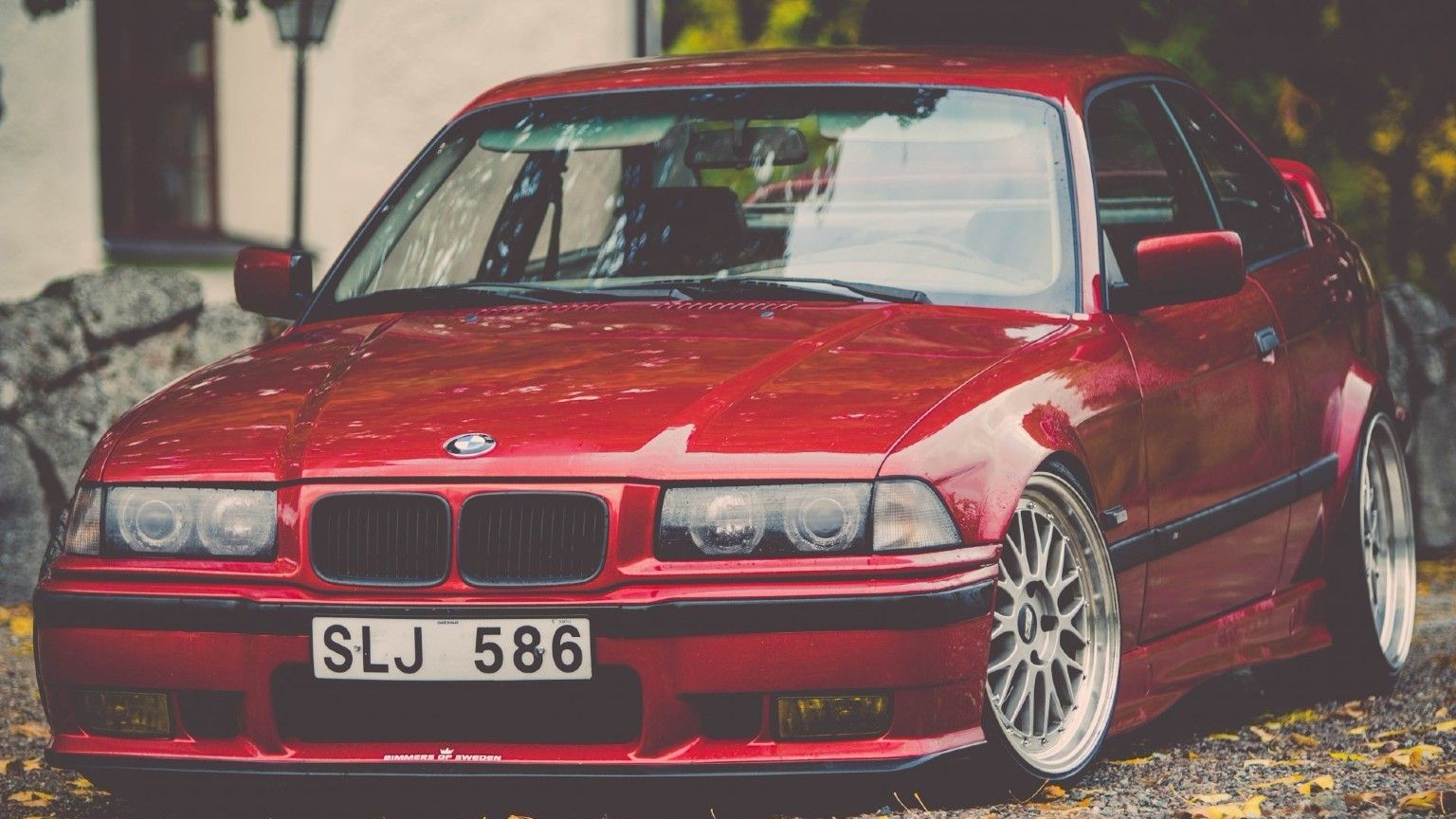 bmw e36 m3 bmw tuning stance red hd wallpaper bmw red. Black Bedroom Furniture Sets. Home Design Ideas