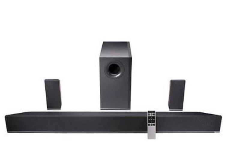 Details About Vizio S4251w B4 42 Inch 5 1 Channel Sound Bar Wireless Subwoofer And Surrounds