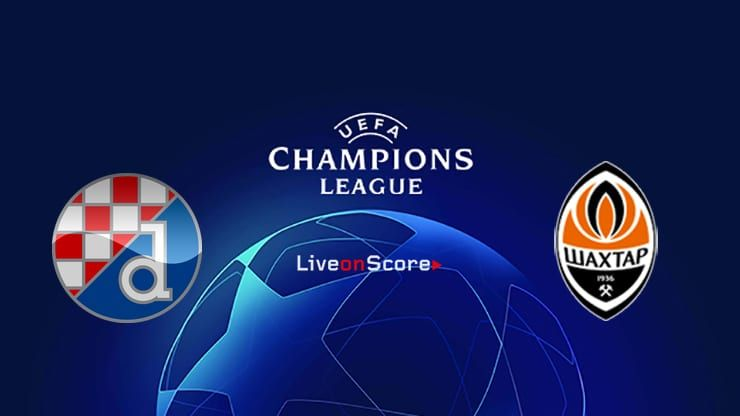 D Zagreb Vs Shakhtar Donetsk Preview And Prediction Live Stream Uefa Champions League 2019 2020 Allsportsnews Uefa Champions League Champions League League