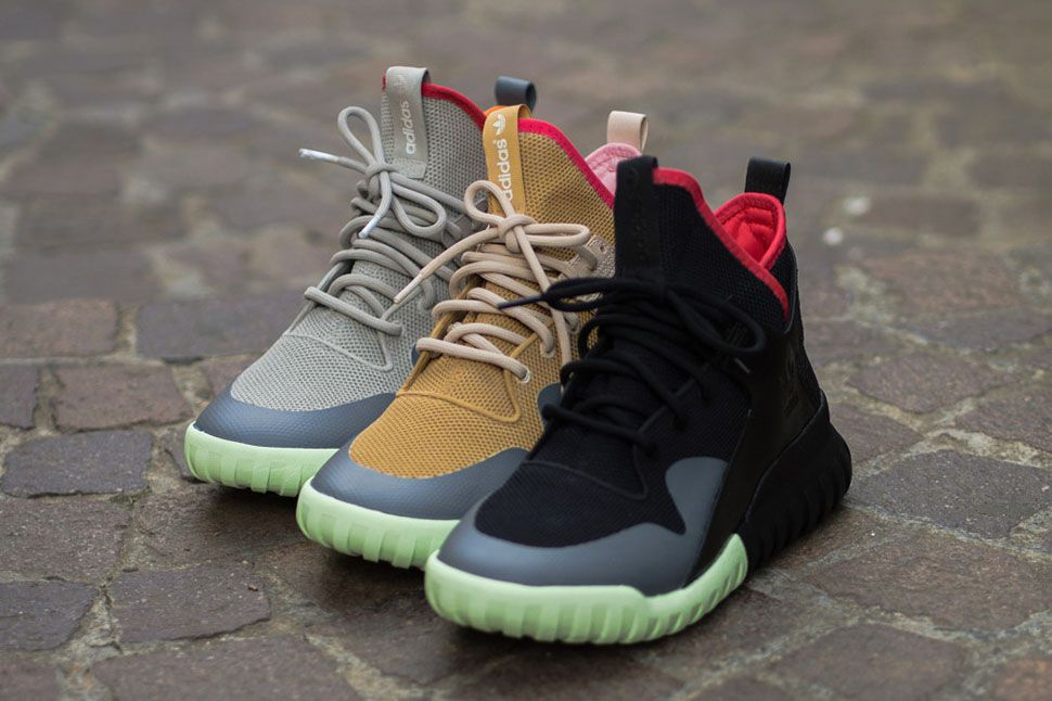 The adidas Tubular X is looking more Yeezy-ish than usual thanks to sneaker  customizer