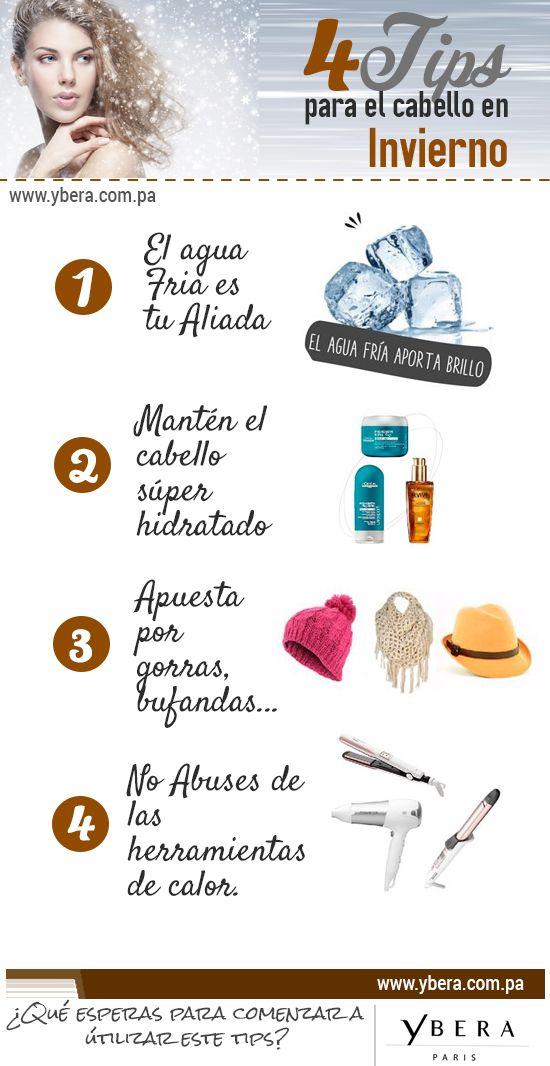 4 Tips Para El Cabello En Invierno Tips Shopping