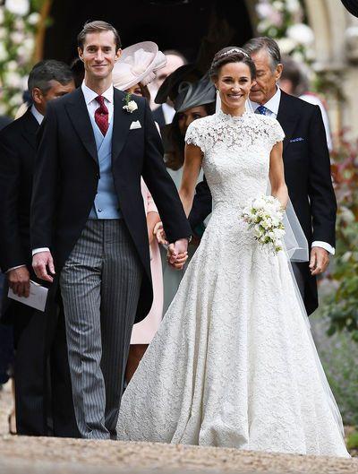 Pippa Middleton Livestream | Hochzeitskleider, Brautkleider und ...