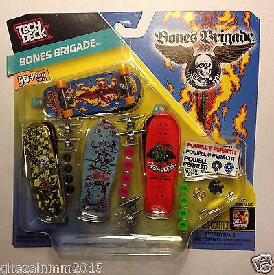 Tech Deck Bones Brigade Board Shop Set 50 Pieces Tech Deck Bones Brigade Board Shop