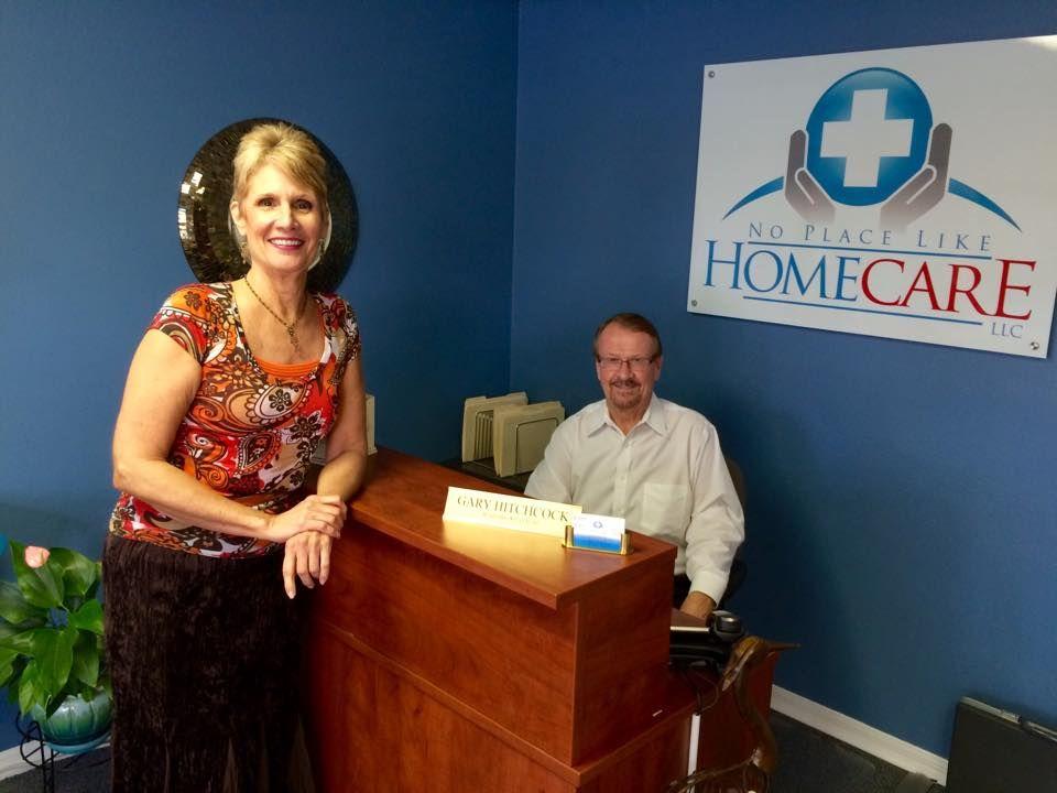 No Place Like HomeCare also offers companion caregiving