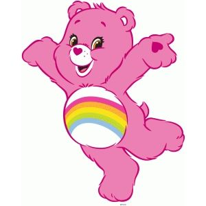 Silhouette Design Store Cheer Bear Leaping Bear Wallpaper Care Bears Halloween Costume Care Bears Vintage