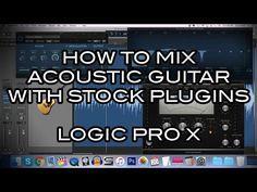 guitar plugins for logic pro x