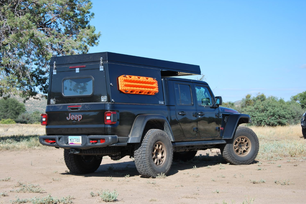 The Jeep Gladiator Camper Expedition Portal Jeep Gladiator