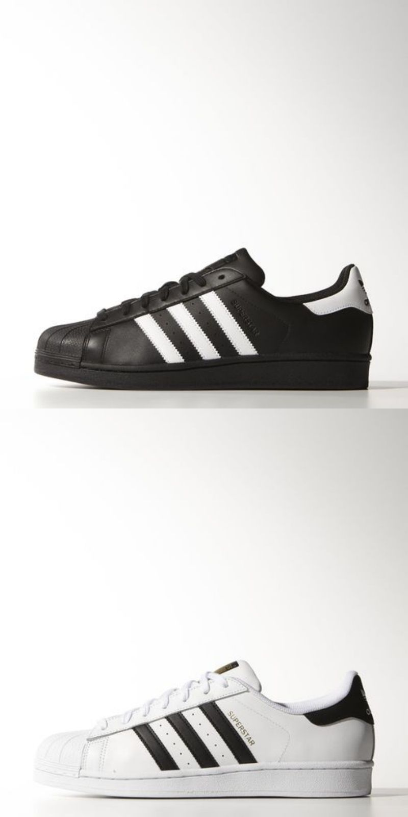 Adidas Superstar Foundation zapatos taco & Sneak Pinterest