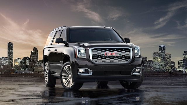 2020 Gmc Yukon Yukon Xl Denali Luxury Full Size Suv