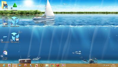 Desktop Wallpaper Bergerak Animasi Layaknya Screen Saver Ocean Wallpaper Nature Wallpaper Nature Backgrounds