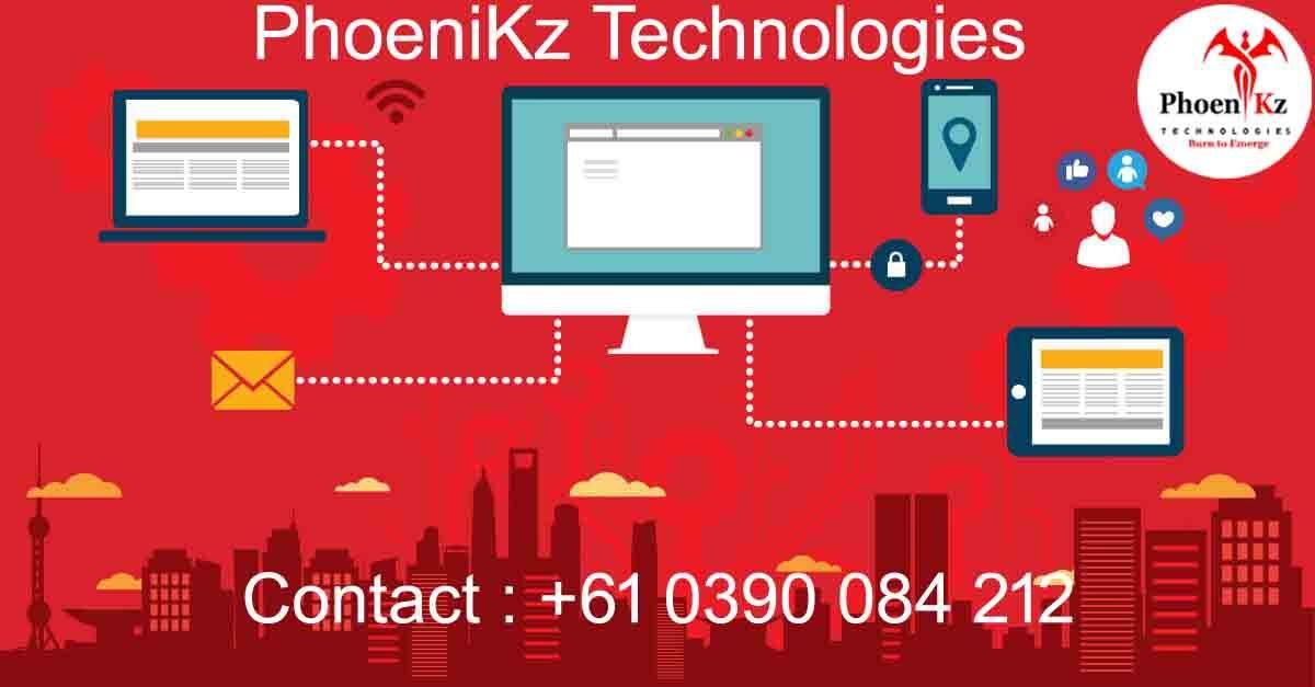 Digital Marketing Firm In Australia Phoenikz Technologies In 2020 Digital Marketing Marketing Firm Marketing