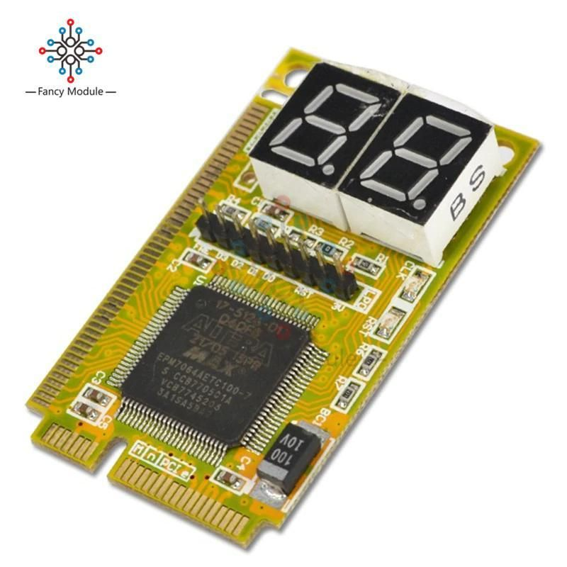 about 4 3in1 PCIE Post Analyzer in 2020 Test card