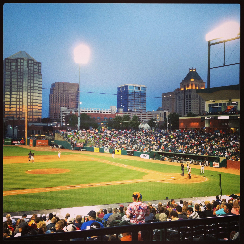 Newbridge Bank Ballpark Greensboro Nc Ballparks Minor League Baseball College Baseball