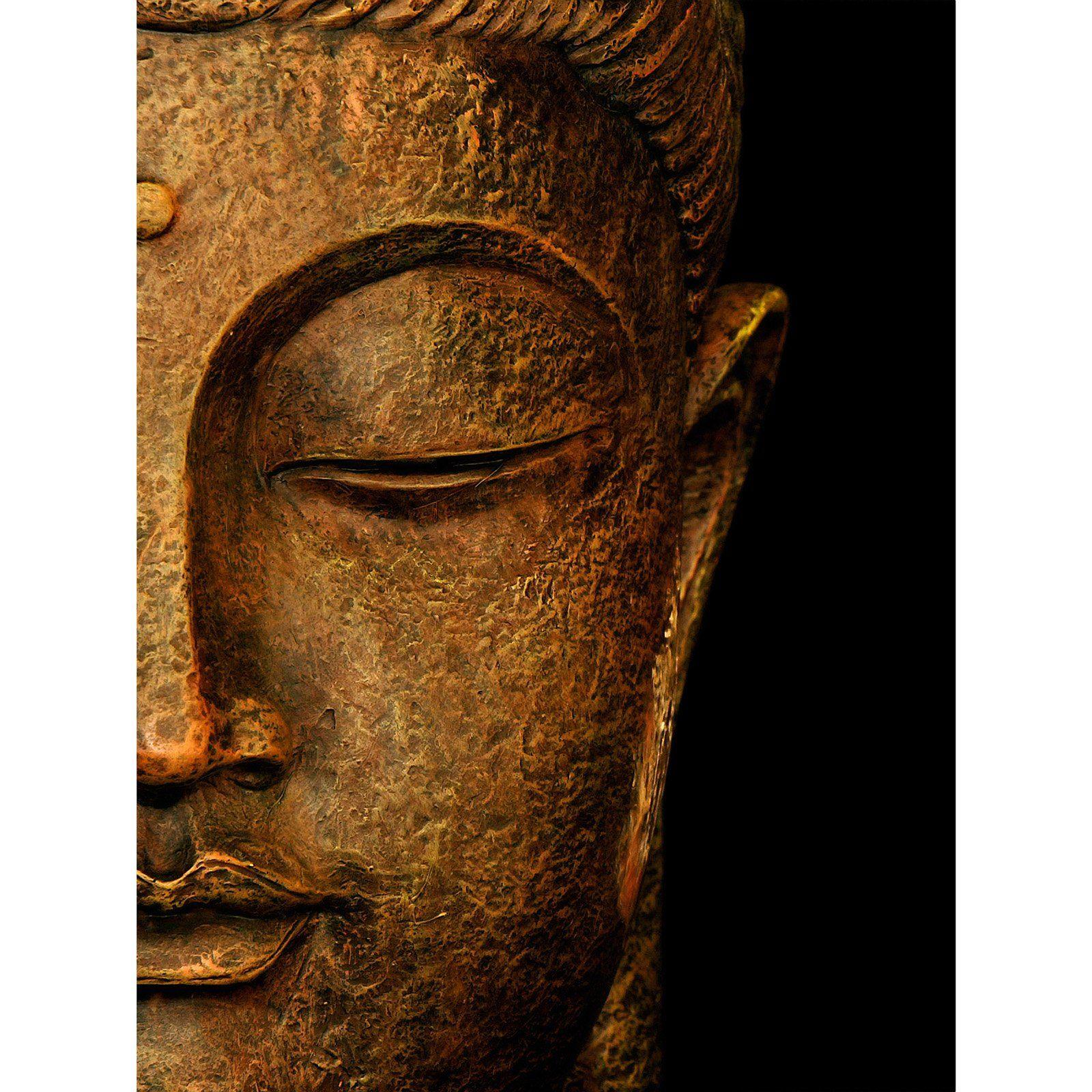 Oriental Furniture Serene Buddha Wall Art Buddha wall