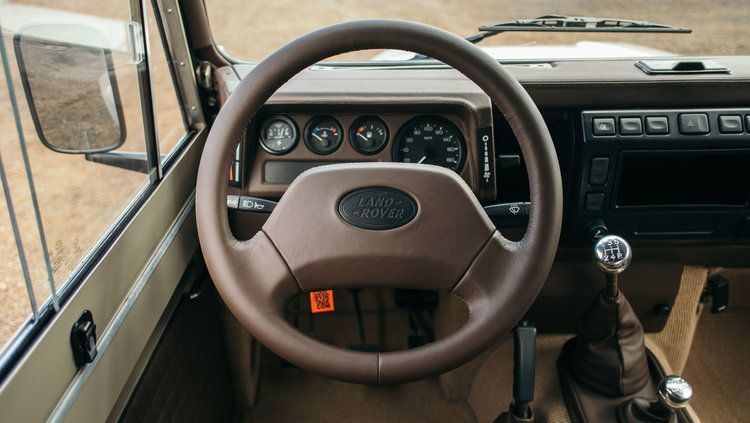 Coolnvintage Land Rover Defender 47 Of 81 Jpg Land Rover Defender Land Rover Defender 90