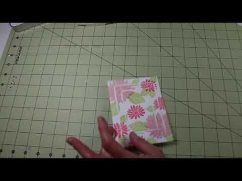 how to create an easy elegant card with stampin up s special