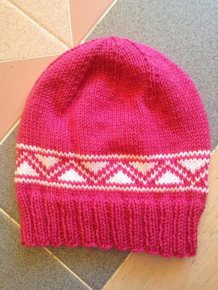 fbf19db45d7 Resist Hat (FREE PATTERN)