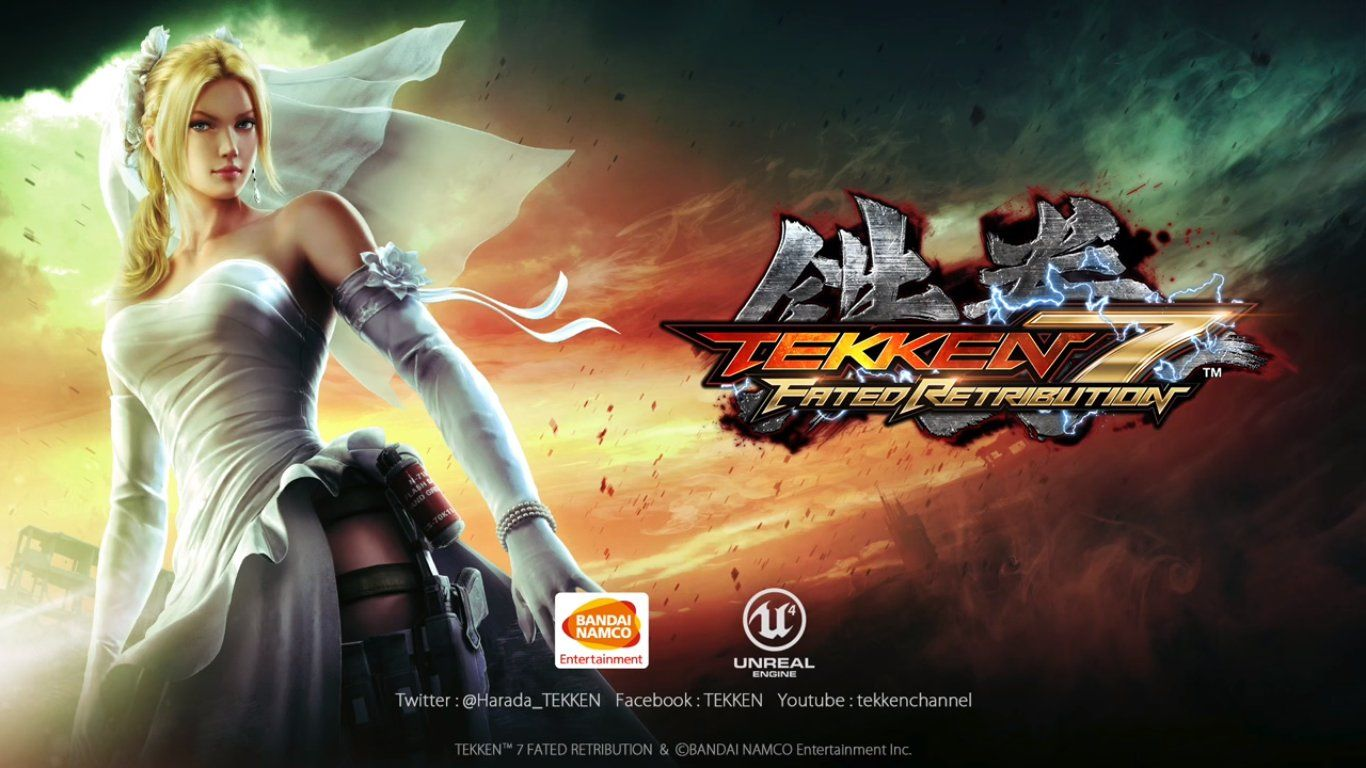 Nina Williams Tekken 7 Fated Retribution Tekken7 Ninawilliams Fatedretribution Tekken 7 Team Wallpaper Desktop Pictures