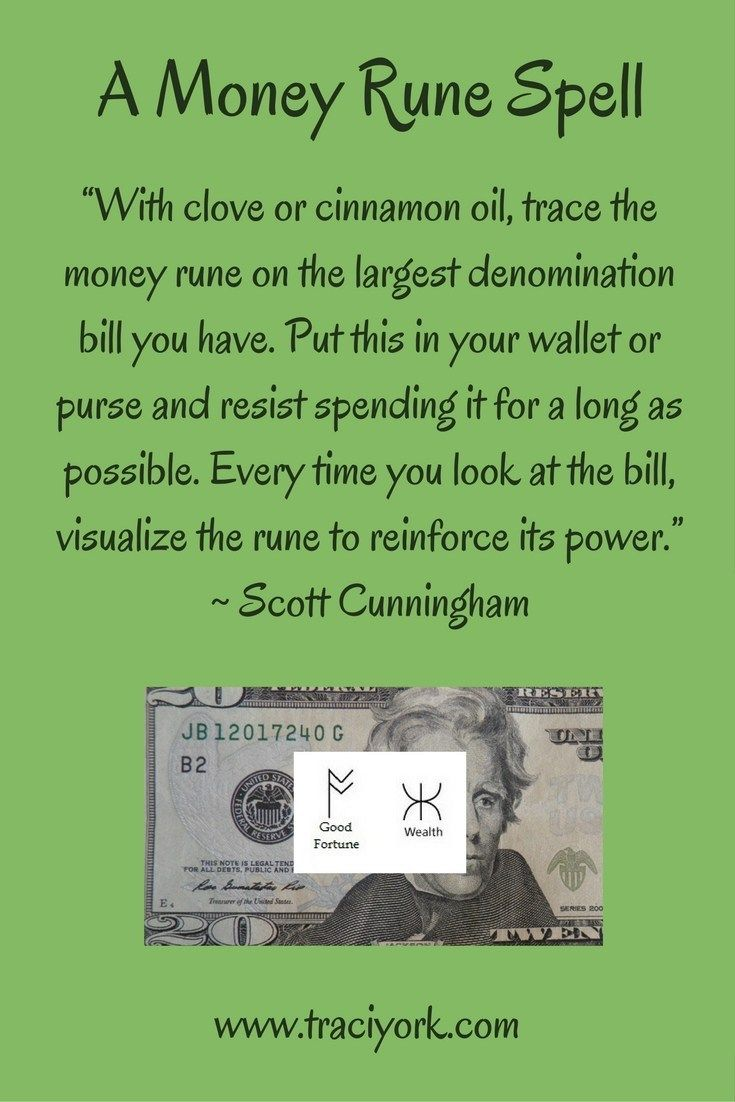 Scott Cunningham's birthday - two spells and a quote - Traci York