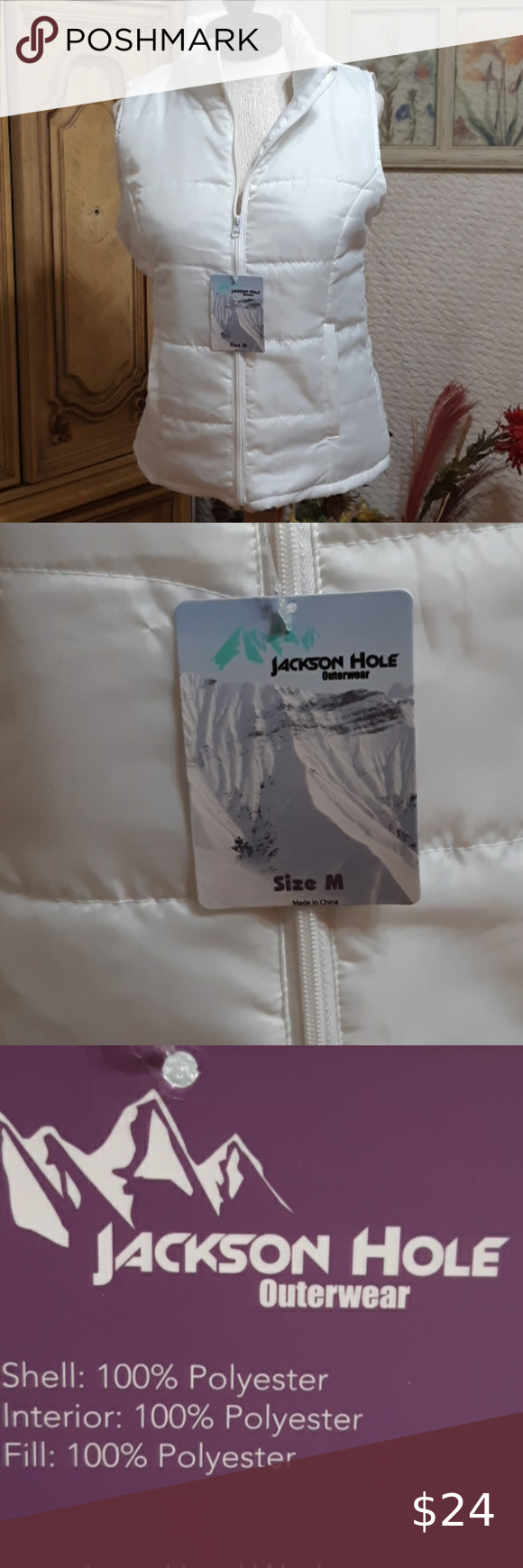 Puffer Jacket Vest Weather Fashions B16 In 2020 Vest Jacket White Puffer Vest Puffer Jackets [ 1740 x 580 Pixel ]