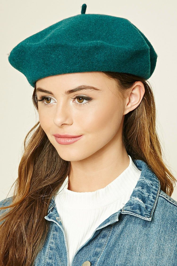 6a76cc671f56 Wool Beret. Forever 21 is the authority on fashion & the go-to retailer for  the latest trends, must-have styles & the hottest deals.