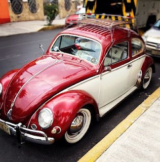 Adorable Vintage Volkswagen Cruiser | Online Pin Board by Asher Socrates #vw #car