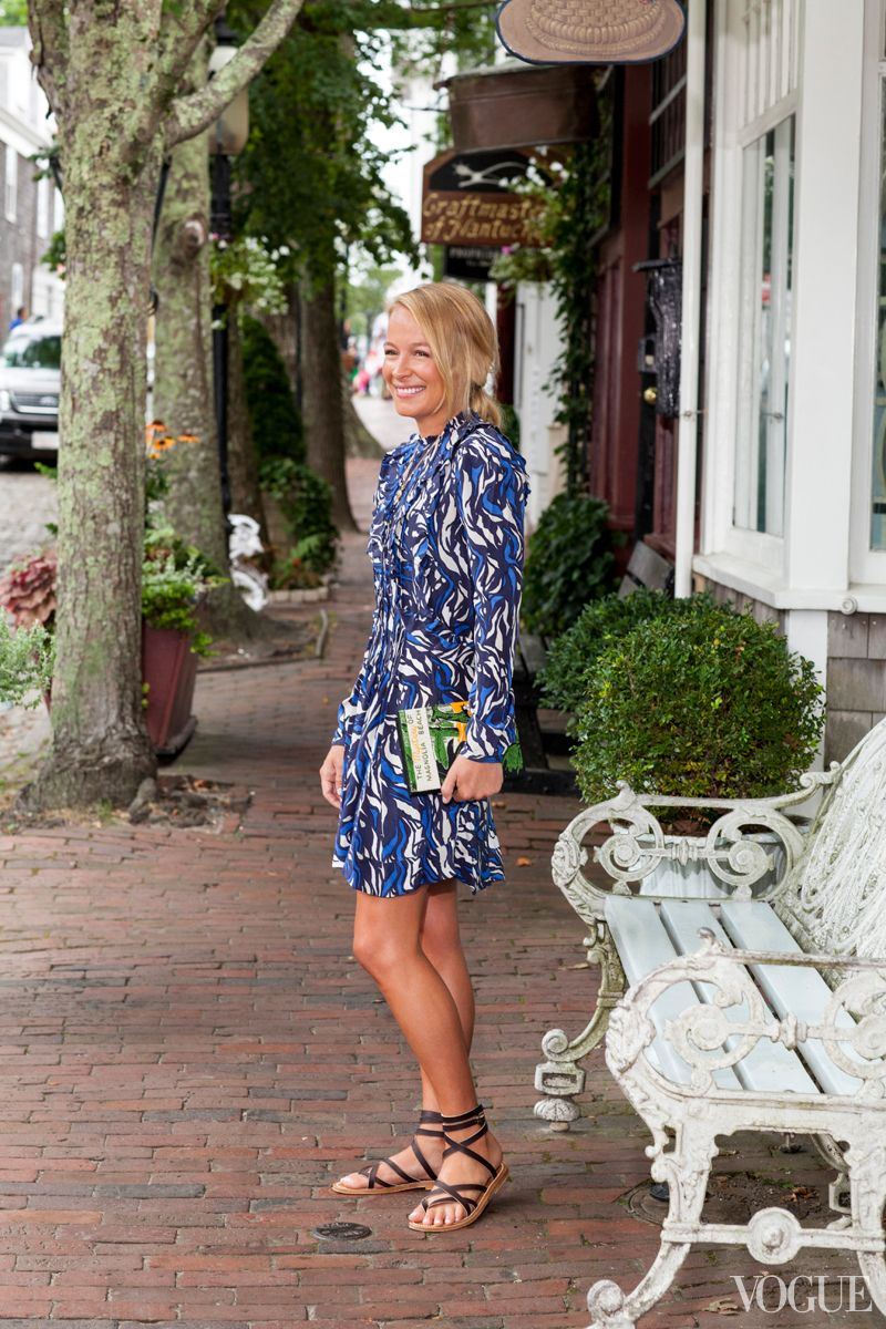 Five Days Looks One Cynthia Smith In Nantucket