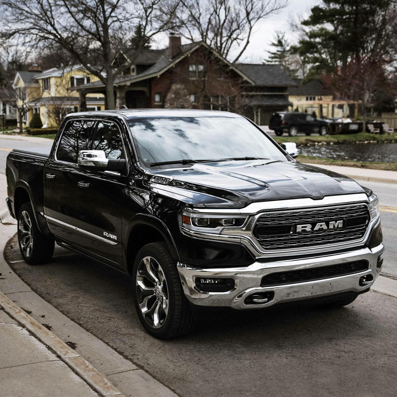 2019 Ram 1500: Ram 1500/1500 Silverado And 1500 Sierra