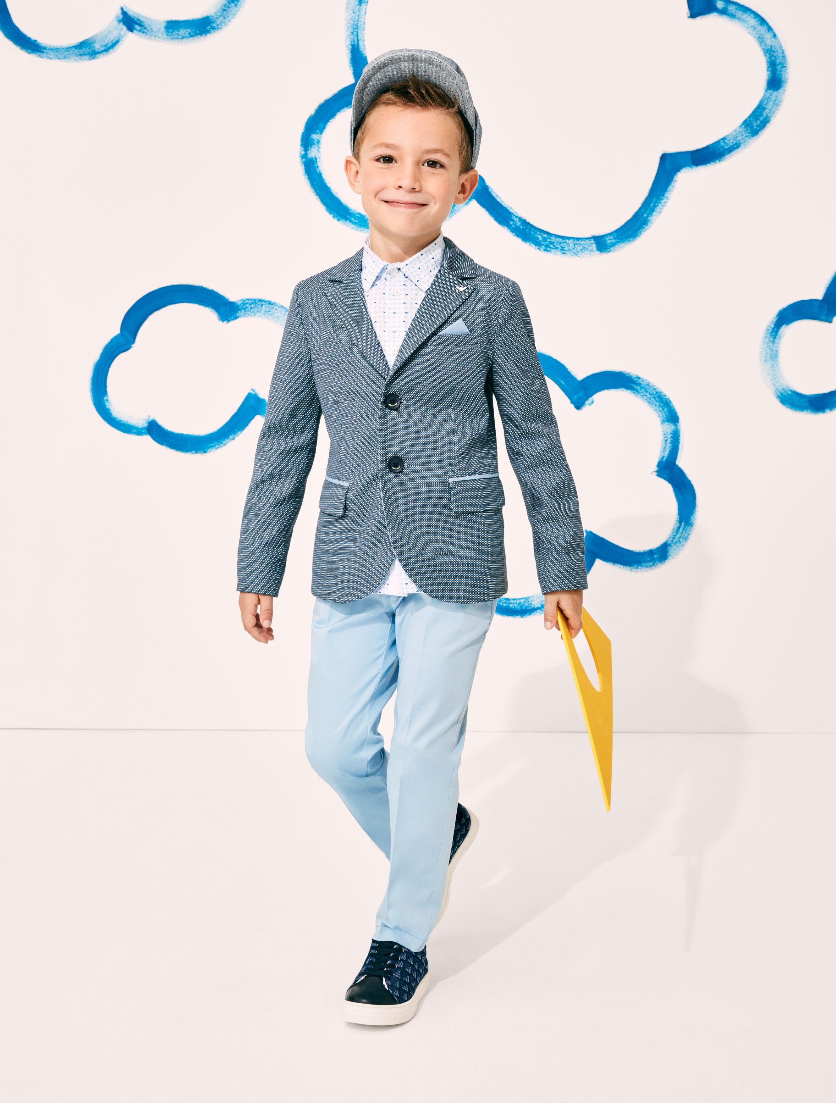 b59520adafd1 Spring Summer 2018 Advertising Campaign  ArmaniJunior Armani Kids