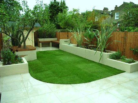 Minimalist and Modern Garden in concept of a. Minimalist and Modern Garden in concept of a Beautiful Gardens