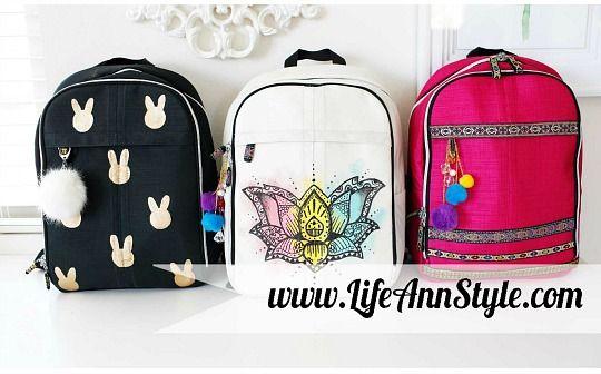 como decorar una mochila escolar - Buscar con Google Decorar Mochilas f6f5b32821970