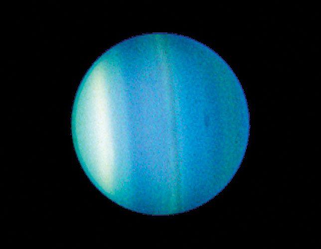 Urano para niños