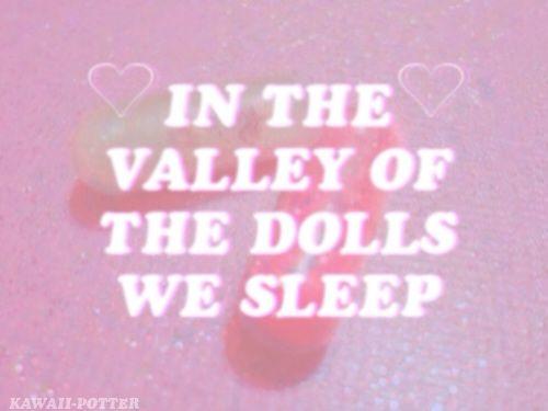 valley of the dolls // marina and the diamonds -❝ i like the sad ...